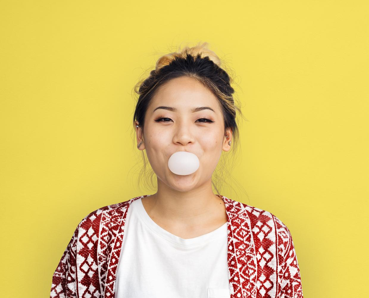 Sugar-Free Xylitol Gum Can be Good for Your Teeth
