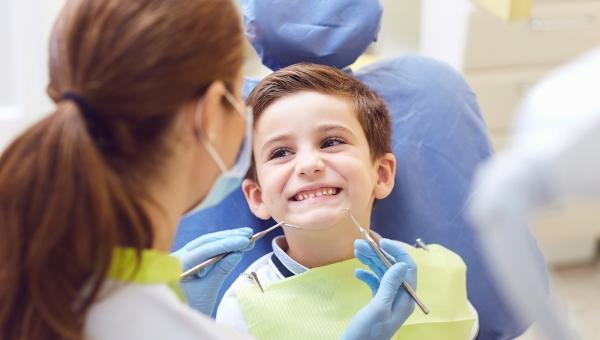 Tooth Colored Fillings for Our Houston Pediatric Patients