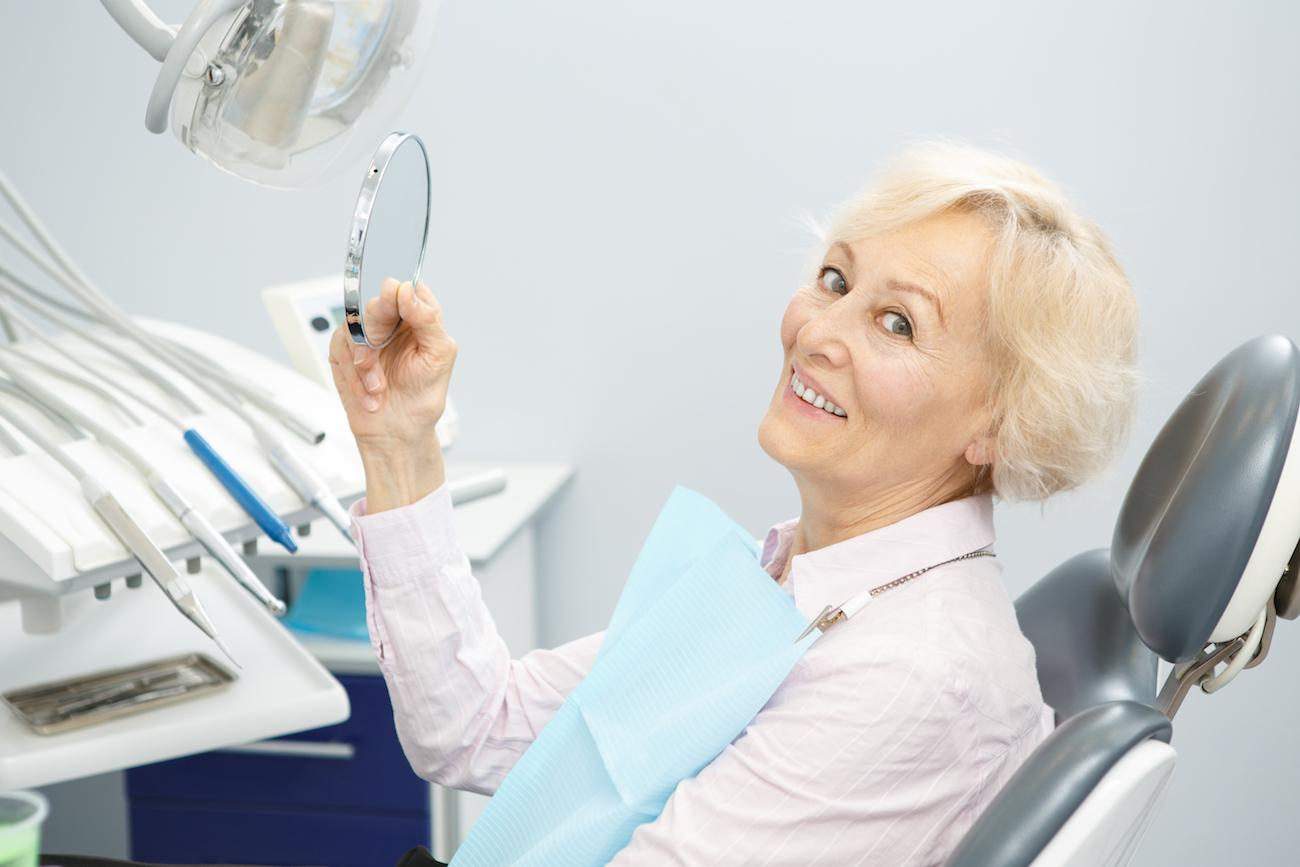 Cosmetic Dental Implants at Victory Smiles in Houston
