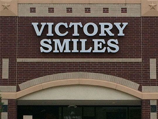 Victory Smiles in The Woodlands